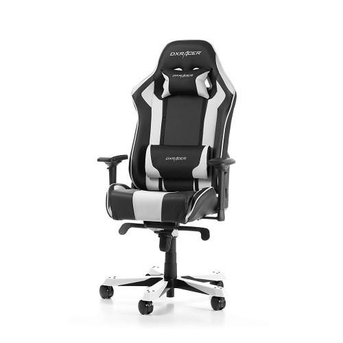 Cadeira DXRacer King K06 Preto/Branco (Envio em 2 dias úteis)