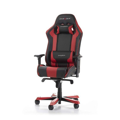 Cadeira DXRacer King K06 Preto/Vermelho