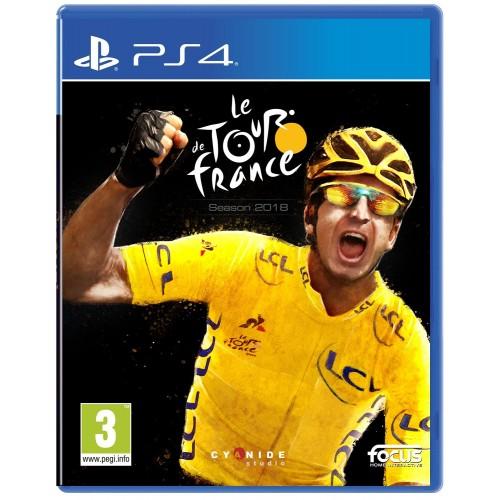 Le Tour de France 2018 PS4