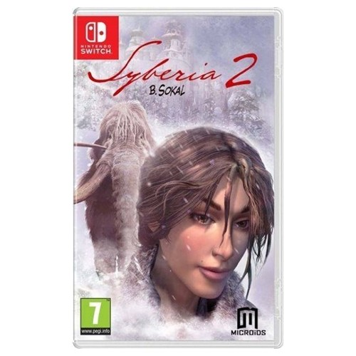 Syberia 2 USADO Nintendo Switch
