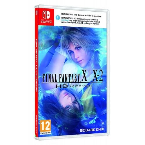 Final Fantasy X/ X-2 HD Remaster Nintendo Switch