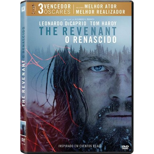 The Revenant O Renascido DVD