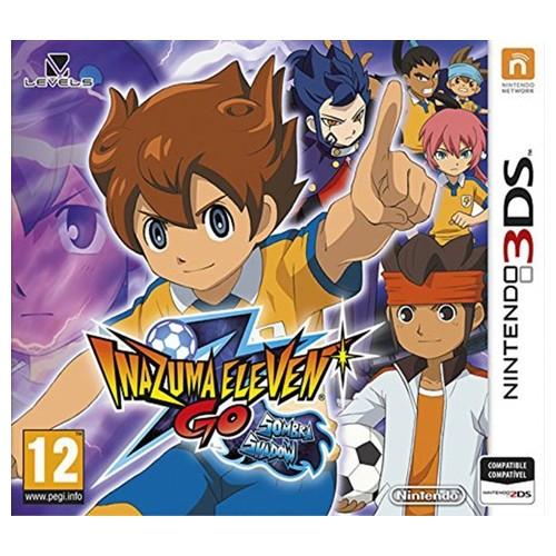 Inazuma Eleven Go Shadow USADO Nintendo 3DS