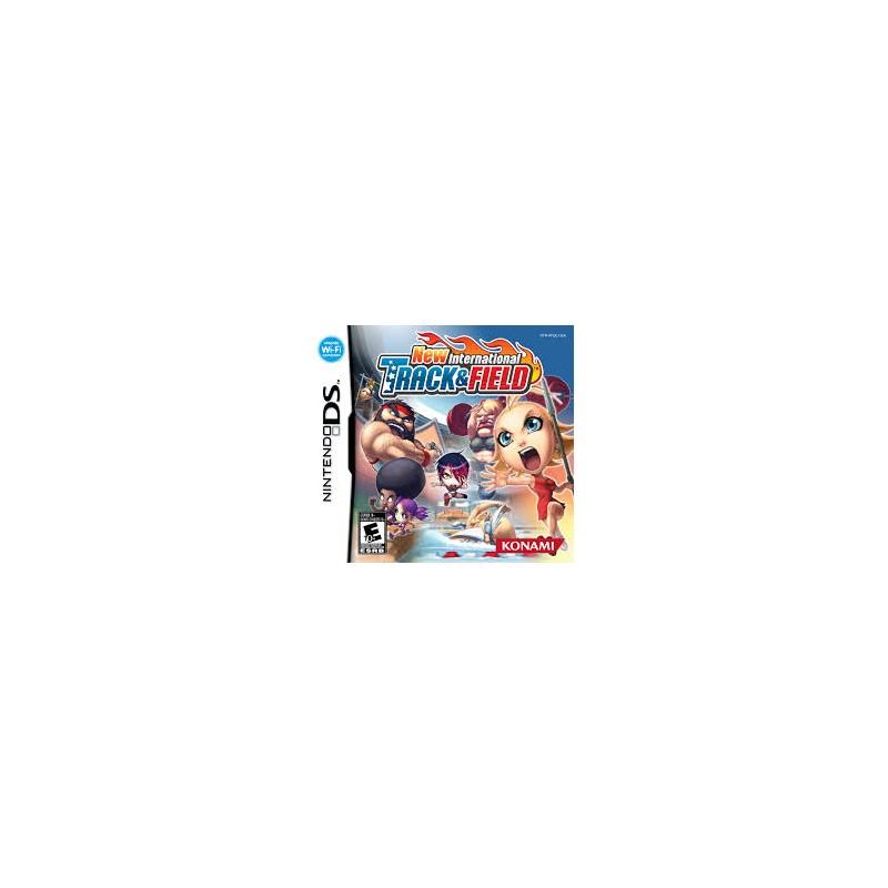New International Track & Field USADO Nintendo DS