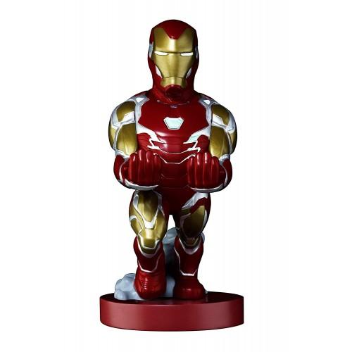 Carregador / Suporte Cable Guy Avengers Iron Man