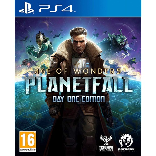 Age of Wonders Planetfall Day One Edition PS4