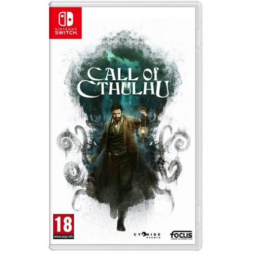 Call of Cthulhu Nintendo Switch