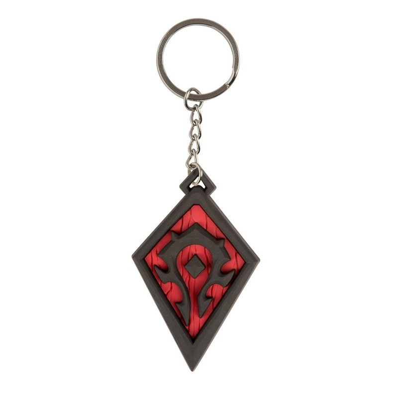 Porta Chaves World of Warcraft Horde Pride 6cm