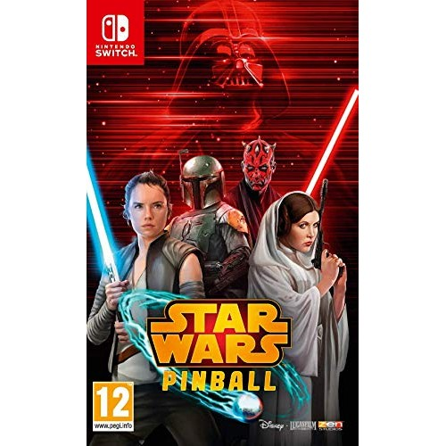 Star Wars Pinball Nintendo Switch (Disponível 13/09/2019)
