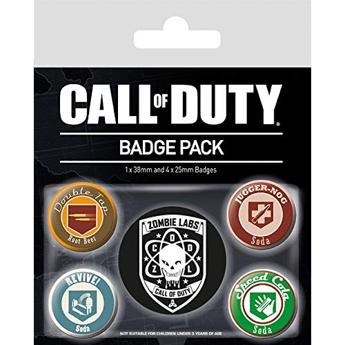 Pins / Badge Pack Call of Duty