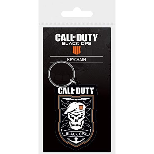 Porta Chaves Call of Duty Black OPS 4 Logo