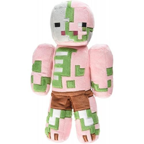 Peluche Minecraft Zombie Pigman 30cm