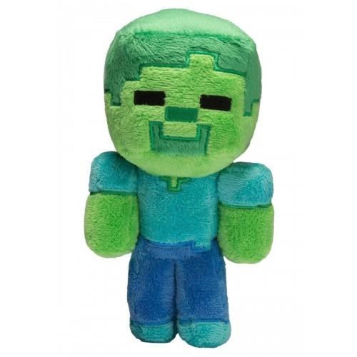 Peluche Minecraft Zombie 21cm
