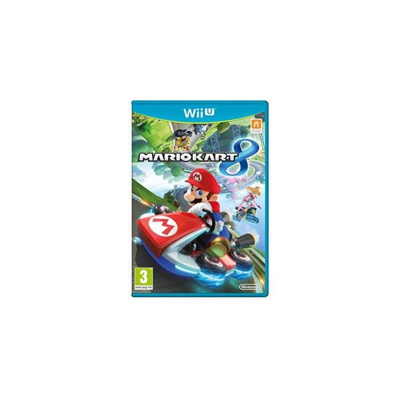 Mario Kart 8 Nintendo WiiU