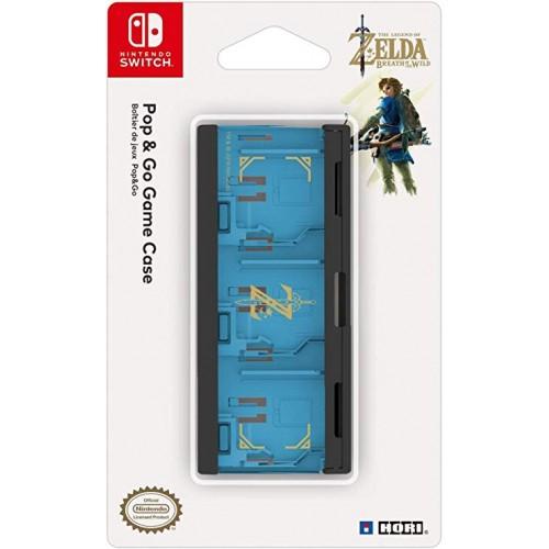 Caixa Armazenamento Hori Pop & Go The Legend of Zelda Breath of the Wild