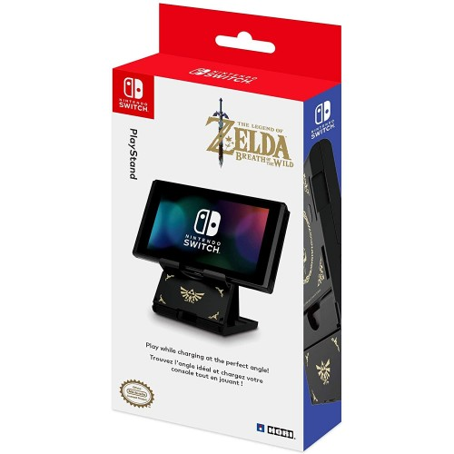 PlayStand Hori The Legend of Zelda Breath of the Wild Nintendo Switch