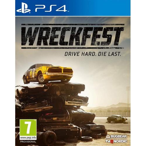 Wreckfest PS4