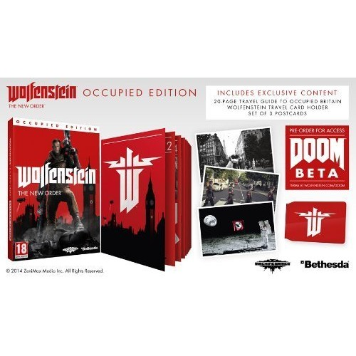 Wolfenstein The New Order Occupied Edition XboxOne