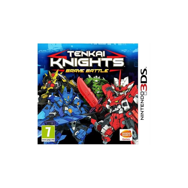 Tenkai Knights Brave Battle Nintendo 3DS