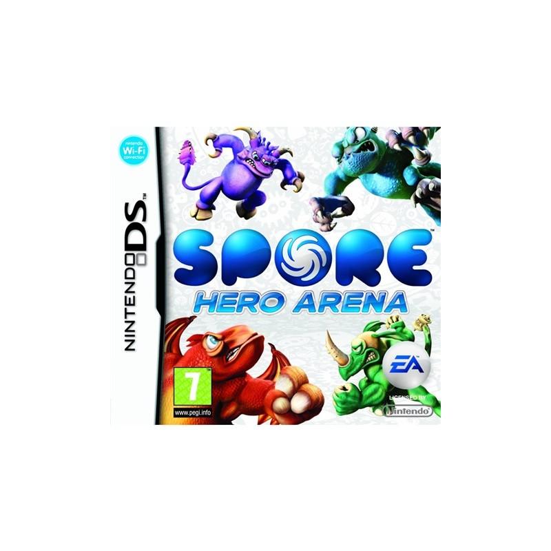 Spore Hero Arena Nintendo DS