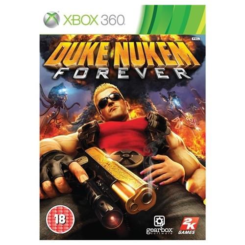 Duke Nukem Forever USADO Xbox 360