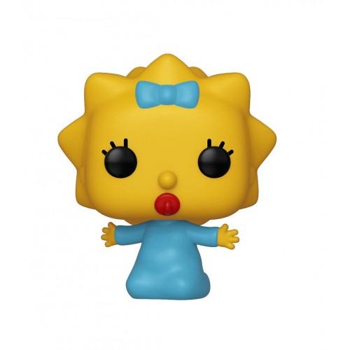 Figura Funko Pop The Simpsons Maggie Simpson 498