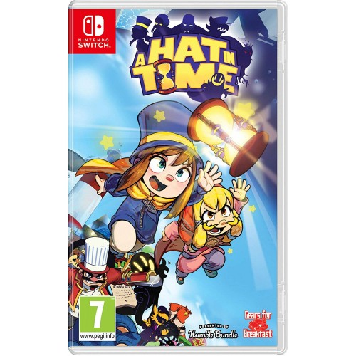 A Hat in Time Nintendo Switch (Disponível 18/10/2019)