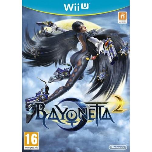Bayonetta 2 Nintendo WiiU