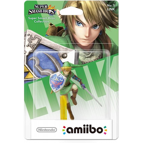 Amiibo Super Smash Bros. Link Nº 5