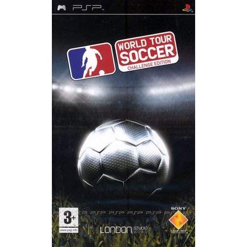 World Tour Soccer (sem manual) USADO PSP