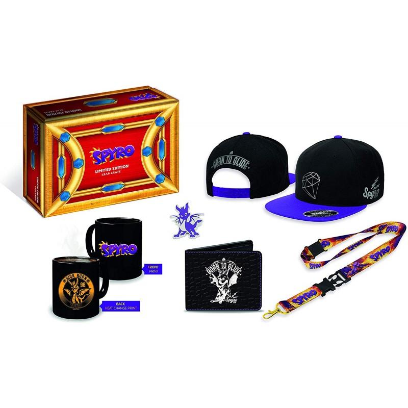 Big Box Spyro Gear Crate