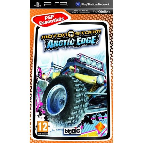 MotorStorm Arctic Edge Essentials PSP