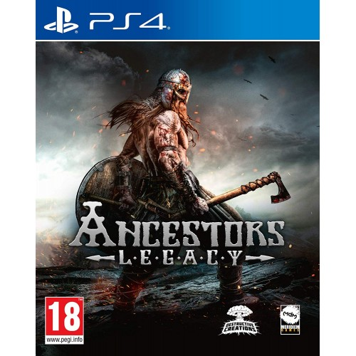 Ancestors Legacy Conqueror's Edition PS4