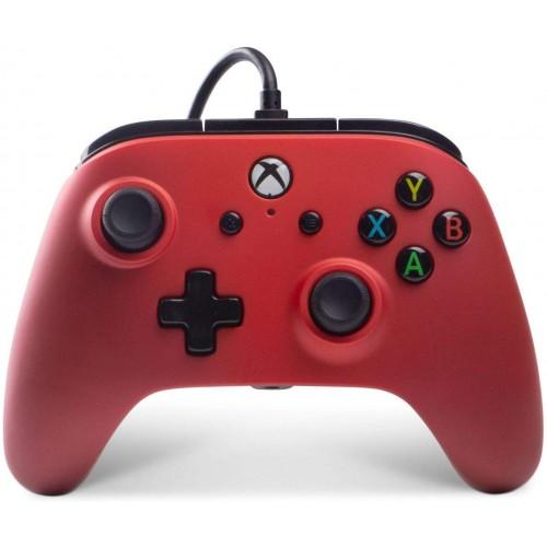 Comando PowerA Crimson Fade Xbox One (com fios)