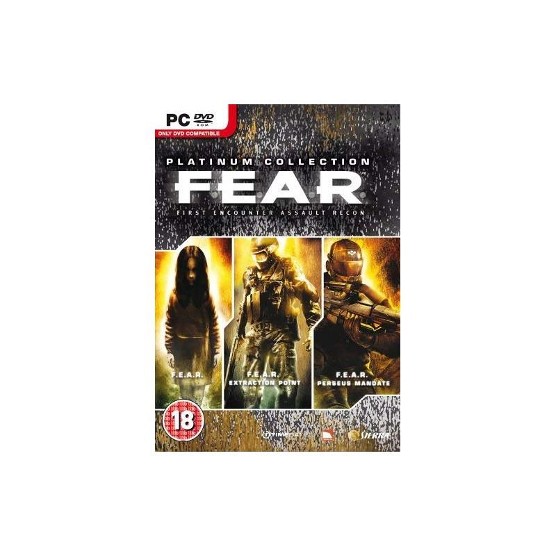 F.E.A.R. Platinum Collection FEAR PC