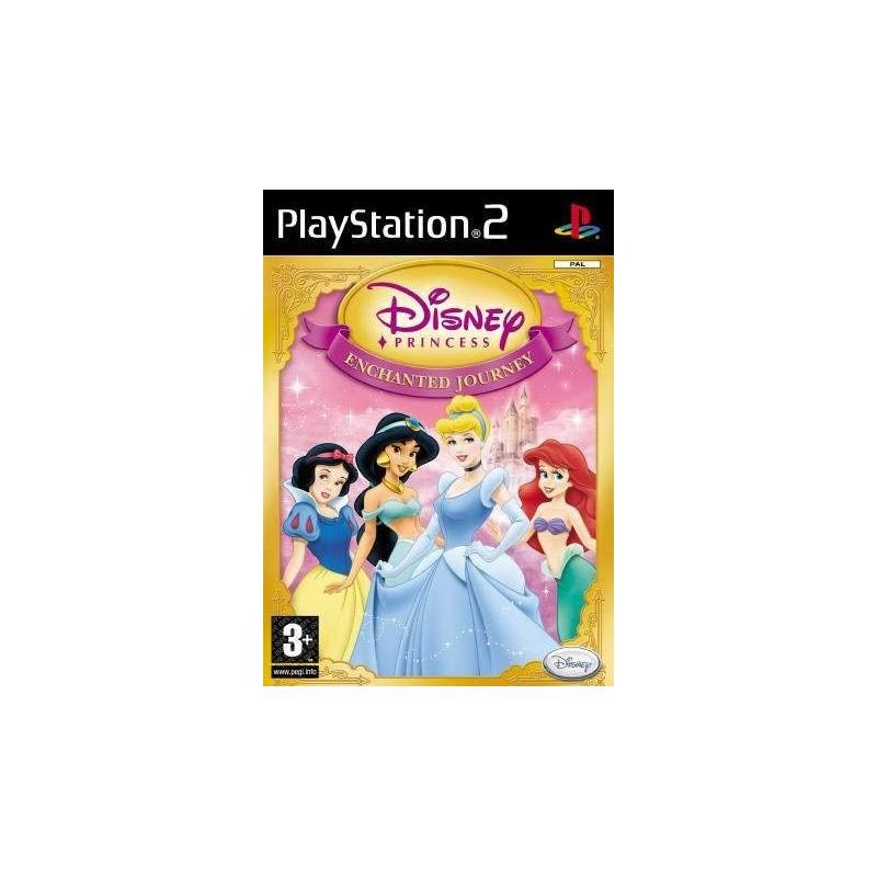 Disney Princess PS2