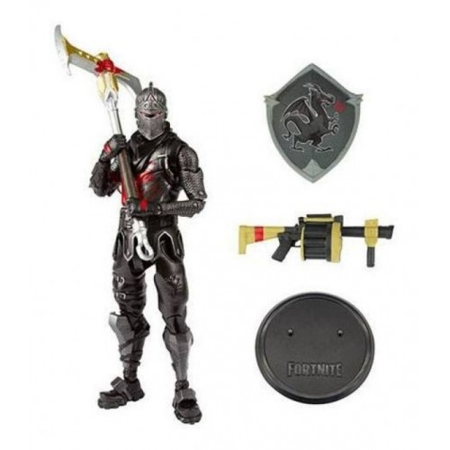 Boneco Fortnite Black Knight 18cm