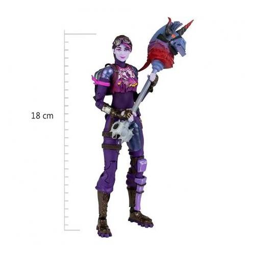 Boneco Fortnite Dark Bomber 18cm