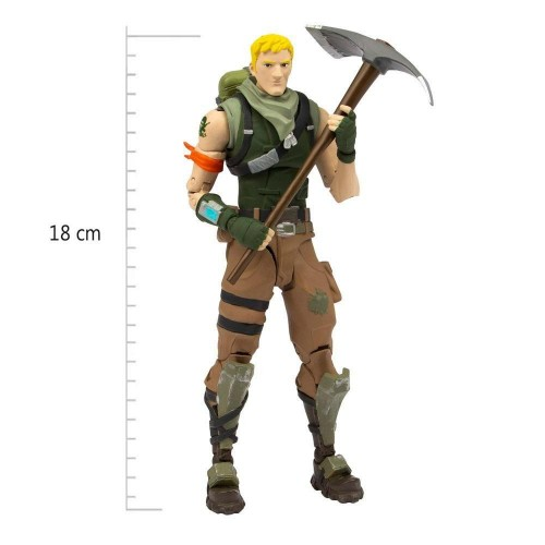 Boneco Fortnite Jonesy 18cm