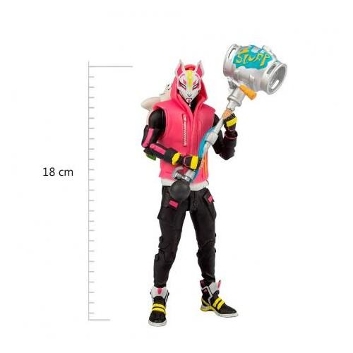 Boneco Fortnite Drift 18cm
