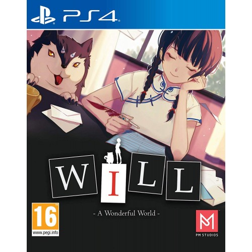 Will A Wonderful World PS4
