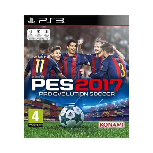 Pro Evolution Soccer 2017 PES USADO PS3