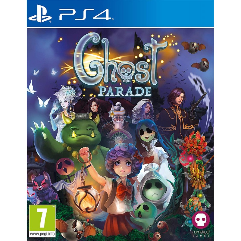Ghost Parade PS4