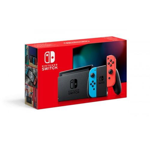 Consola Nintendo Switch Neon (Versão 2019)