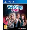 We Sing Pop PS4
