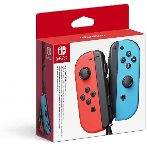 Conjunto Comandos Joy Con Azul & Vermelho Nintendo Switch