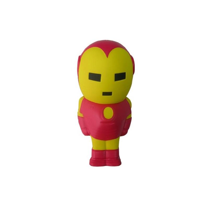 Figura Anti Stress Marvel Classic Toys Iron Man