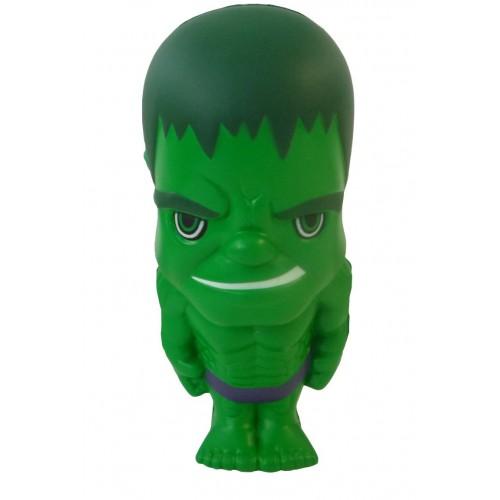 Figura Anti Stress Marvel Classic Toys Hulk