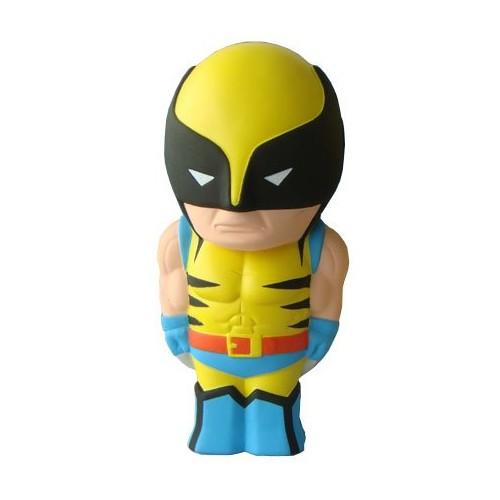 Figura Anti Stress Marvel Classic Toys Wolverine
