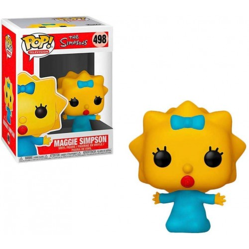 Figura Funko POP The Simpsons Maggie Simpson 498